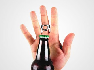 bottle open ring