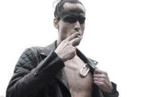 Brooch. Photographer — Bojidar Chkorev, model — Joao Afonso