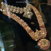 South Indian Bridal Jewellery Sets - Jewellery Designs