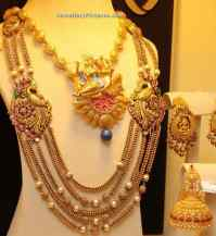 Latest Necklace Designs in Joyalukkas - Jewellery Designs