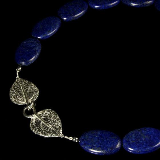 Lapis Lazuli Statement Necklace