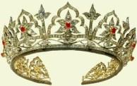 The Oriental Circlet Tiara