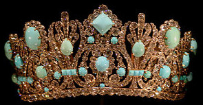 Crown of Empress Marie Louise