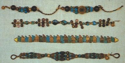 Djer tomb bracelets2