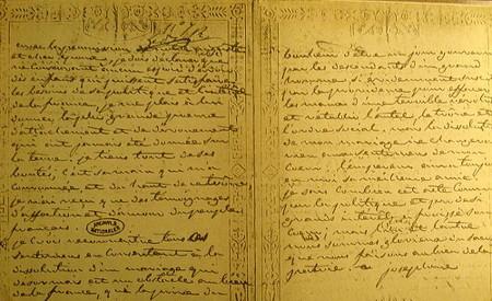 josephine letter