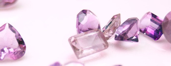 Amethyst Imagery in Poetry