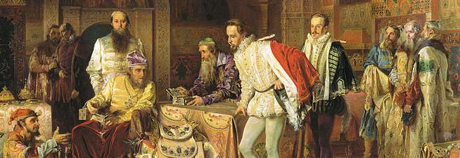 Healing Gemstones of Ivan the Terrible