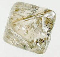Diamond Glassy crystal
