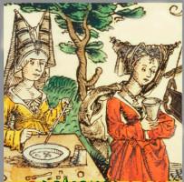 Medieval taster