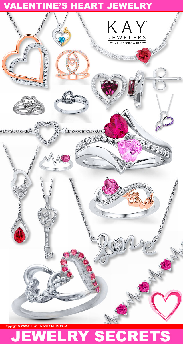 I HEART JEWELRY Jewelry Secrets