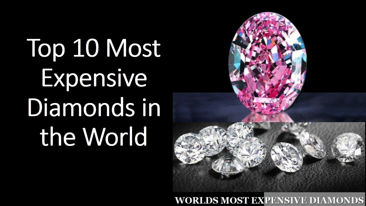 Top 10 Most Expensive Diamonds in the World  Jewelry World