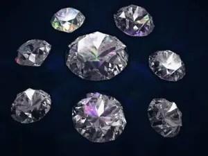 Most Common Types of Fake Diamonds