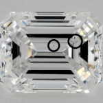 Importance of clarity grading for emerald shape diamond