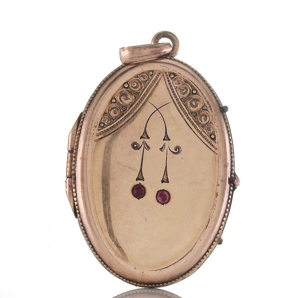 Картинки медальон старинный