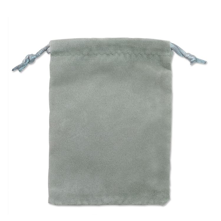 velvet drawstring pouch 3x4