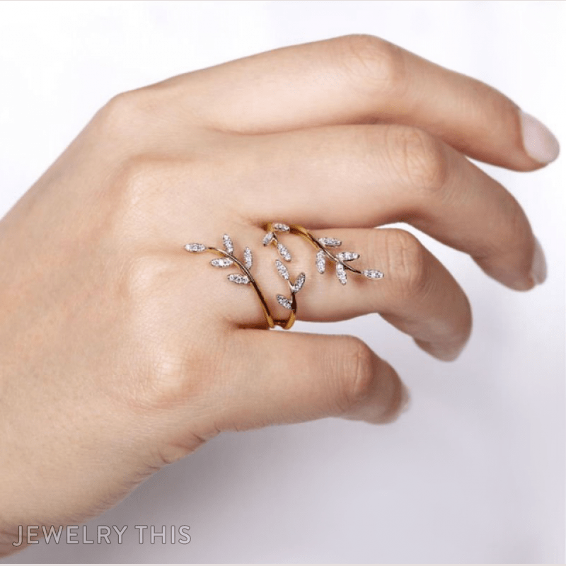 3d jewelry design delicate