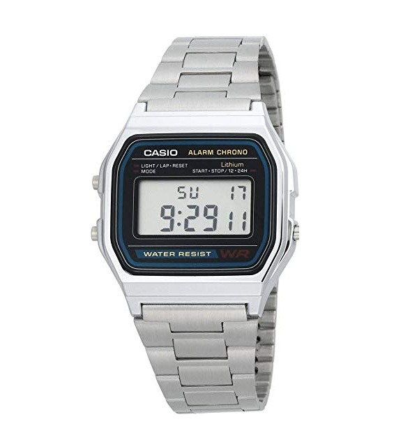 CASIO COLLECTION A158WEA-...