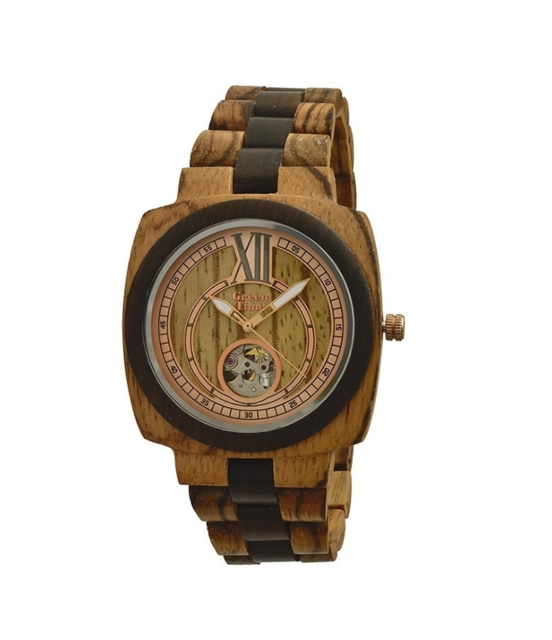 GREENTIME AUTOMATIC WOOD ...