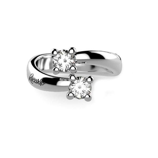 anello recarlo diamanti