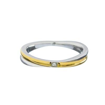 anello doppia fascia