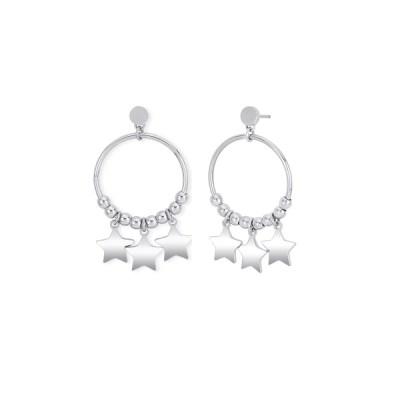 orecchini donna stelle