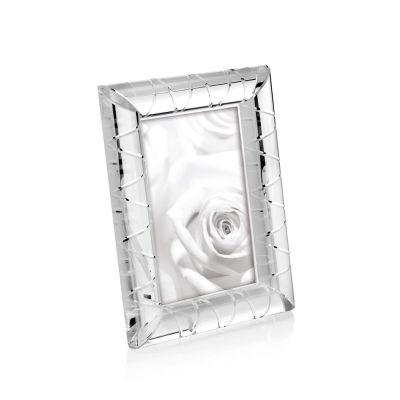 Portafoto in cristallo Ottaviani 16x22
