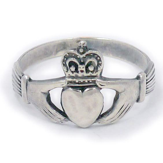 estate ireland claddagh ring jewelsmith
