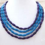Stanza -Four Line necklaces