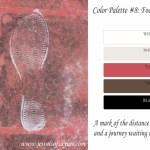 December free color palette – Footsteps