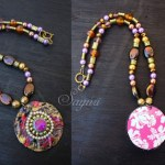 Paprika – paper jewelry collection