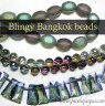 Blingly beads of Bangkok