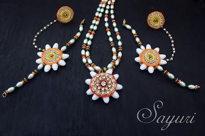 Jasmine jewellery