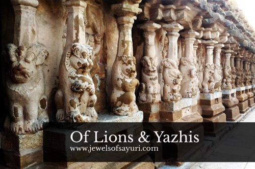 lion and yazhi