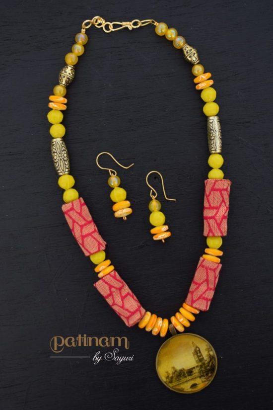 old chennai necklace by Sayuri
