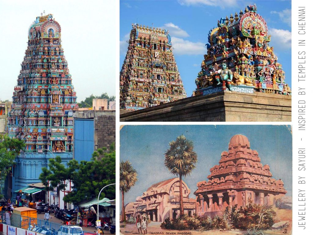 Temples and Jewellery