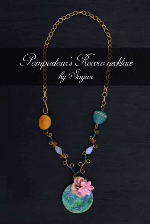 Rococo necklace by sayuri