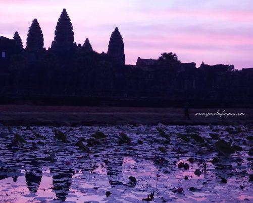 ultraviolet Angkor