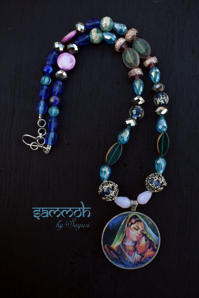 Laila Majnun necklace