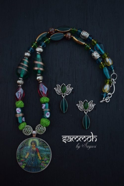 Radha Rani necklace