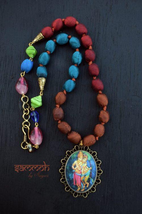 rathi manmadhan necklace