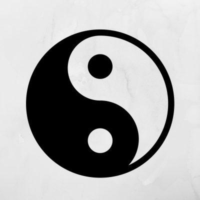 yin and yang Taijitu