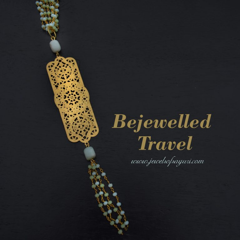 bejewelled travel
