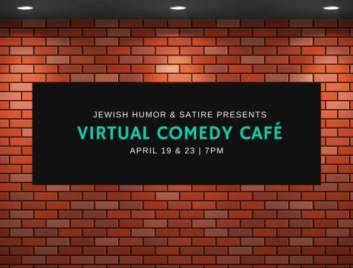 Virtual Comedy Cafe