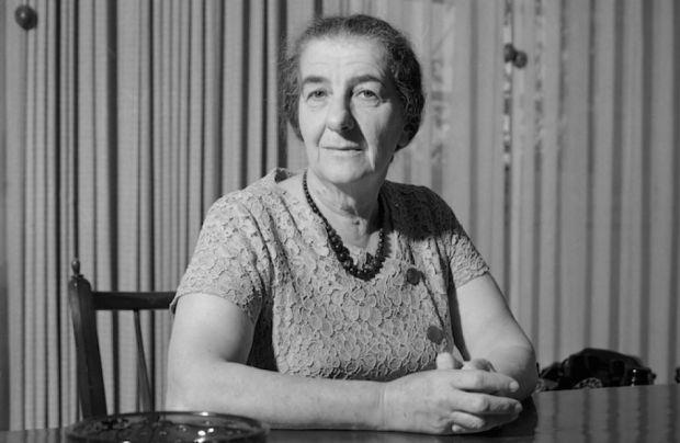 Голда Меир не была первой в мире женщиной на посту премьер-министра (Wikimedia Commons)