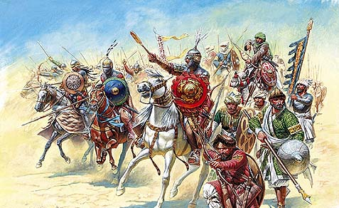 The five greatest battles of all time - Historum - History ...