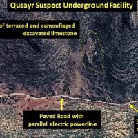 Institute for Science & International Security: Syria May Be Harboring Underground Nuclear Facility