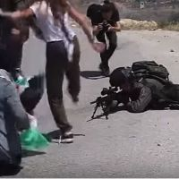 More Ahed Tamimi Violence, New Video Comes to Light
