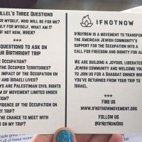 IfNotNow Accosts Taglit Birthright Groups at New York Airport