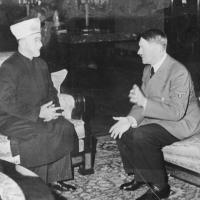 What Happened to Yad Vashem's Picture of Haj Amin Al-Husseini and Hitler?