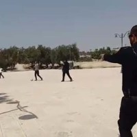 Watch: Israeli Police Stop Soccer Game on Temple Mount Only After Jews' Request